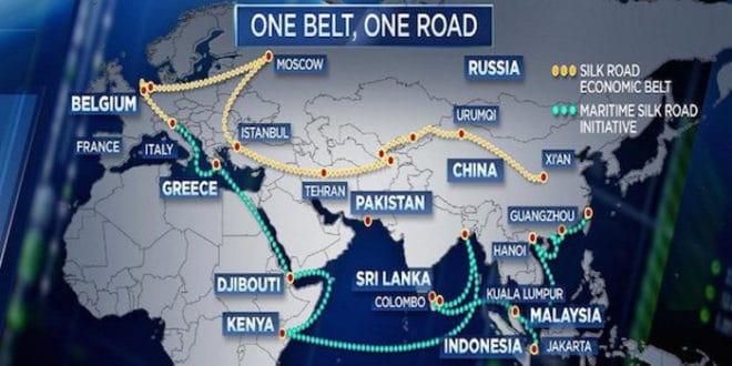 """Италија се придружује кинеској иницијативи """"Један појас, један пут"""" упркос претњaма САД 1"""