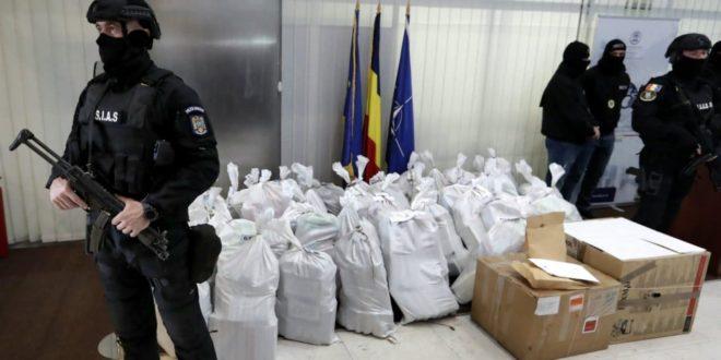 Румуни запленили тону кокаина високог квалитета, ухапшени Срби нарко шверцери 1