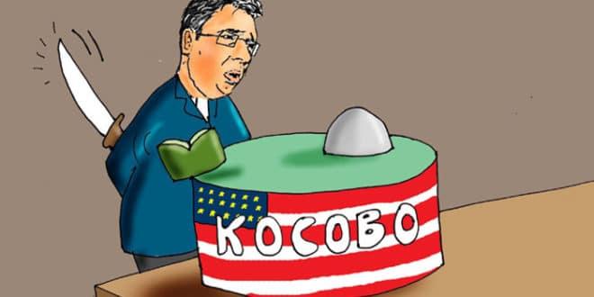 Србија и српски народ против себе, поред НАТО, САД и ЕУ, имају и садашњу власт која предњачи у гажењу националних и државотворних интереса 1