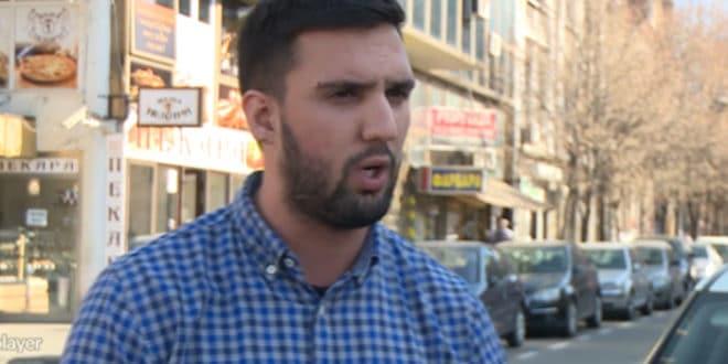 Студент ФПН након хапшења: Нисам напао полицију, покушао сам да се одбраним од сузавца 1