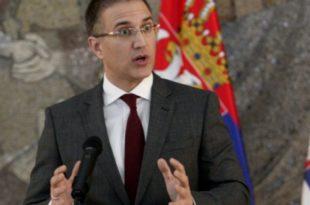 Министар Стефановић: Криминала скоро и да нема, убистава све мање! 13