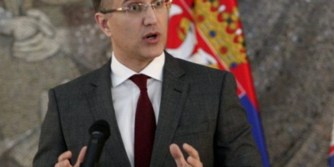 Министар Стефановић: Криминала скоро и да нема, убистава све мање! 1
