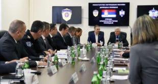 Састанак врха МУП-а са ФБИ и ДЕА поводом борбе против криминала 7