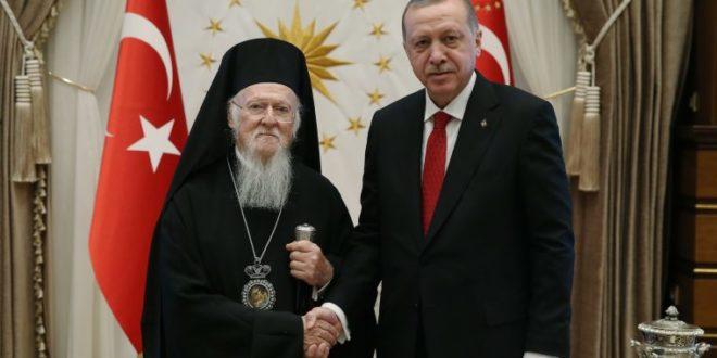 Турски медији: Ердоган наумио да Цариградску патријаршију протера на Свету Гору 1