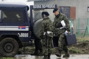 Министарство одбране: Пронађен мртав војник код Крушевца