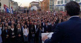 ПОТПУНИ KРАХ: Вучића у Зрењанину који има 123.000 становника дочекало МАЊЕ ОД 5.000 ЉУДИ! 11