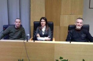 Трибина Покрета Живим за Србију у Трстенику 1