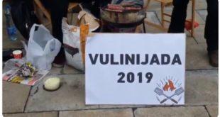 Испред Народне скупштине Републике Србије студенти су организовали Вулинијаду 2019! 11