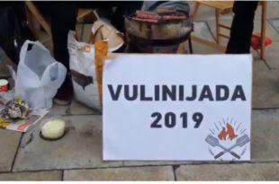 Испред Народне скупштине Републике Србије студенти су организовали Вулинијаду 2019! 9