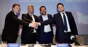 Европска десница се удружује, желе да постану најјача група у Европарламенту