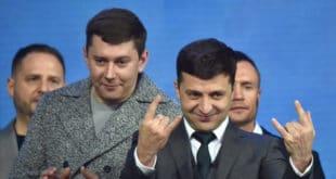 Кловн постао нови председник Украјине 11