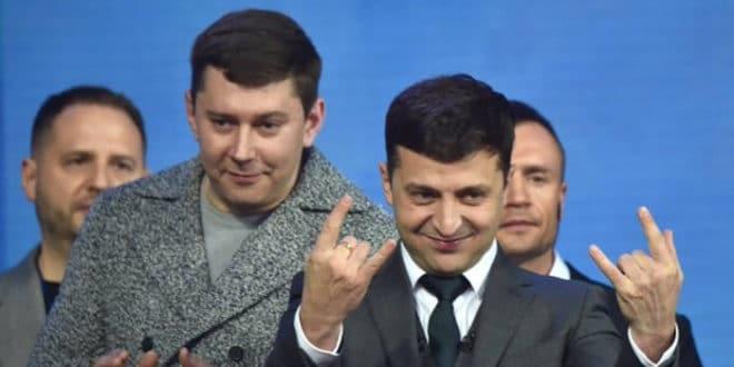 Кловн постао нови председник Украјине 1