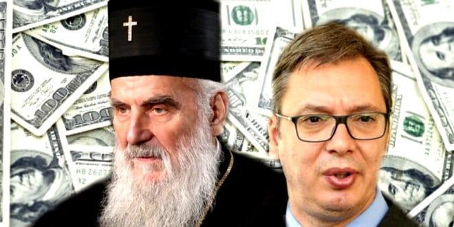 Срби више немају патријарха на челу цркве већ најобичнијег РЕЖИМСКОГ ПОДРЕПАША!