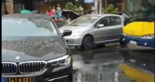 БАХАТО! Возач црногорске амбасаде направио саобраћајни колапс у Београду (видео) 10