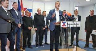 Савез за Србију и српска опозиција са Kосова формирају Савез за Kосово