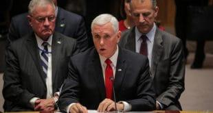 Два инцидента на седници Савета безбедности УН која је била посвећена Венецуели 10