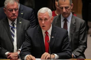 Два инцидента на седници Савета безбедности УН која је била посвећена Венецуели