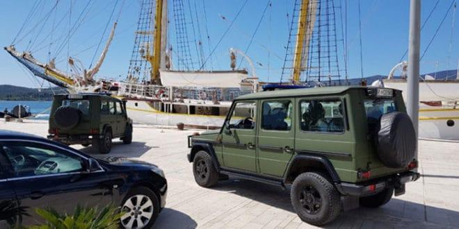 Монтенегрини напунили школски брод ''Јадран'' са 50 килограма кокаина 1