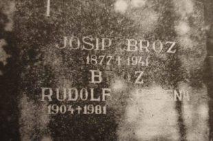 Прави Јосип Броз Тито је сахрањен у Земуну 1941!