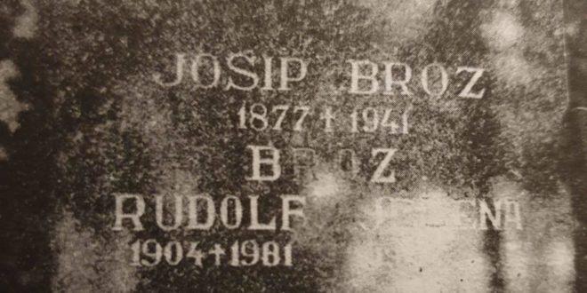 Прави Јосип Броз Тито је сахрањен у Земуну 1941! 1