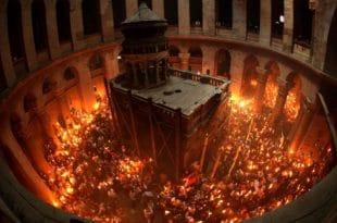 Христос Васкрсе! Благодатни огањ и ове године долази Православнима (видео)