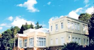 Отворене двери виле Обреновића у Смедереву