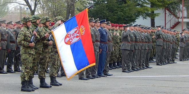 Шиптарску и НАТО заставу да истакнете и њу да славите јер српске НИСТЕ ДОСТОЈНИ! 1