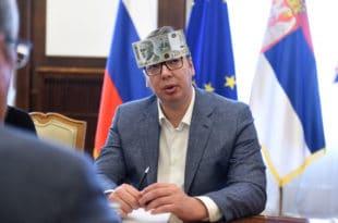 Напредњаци плаћају 2.000 динара по глави за долазак на митинг у Београд!