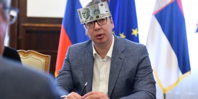Напредњаци плаћају 2.000 динара по глави за долазак на митинг у Београд! 1