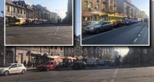 ХАОС У БЕОГРАДУ: Све блокирано, људи масовно касне на посао, аутобуси миле! 12