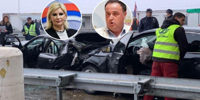 Михајловић: Нисам погледала снимак несреће с наплатне рампе Дољевац, то није мој посао 1
