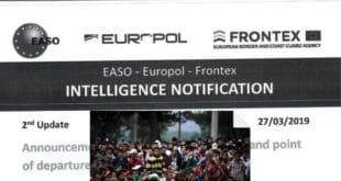 ЕКСКЛУЗИВНО: Еуропол и Фронтекс упозоравају на масовне мигрантске караване који крећу ка Србији и Европи 10
