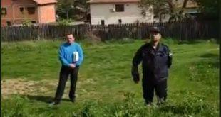 У току принудно исељење Јовановића: Укућанин прети да ће запалити себе и кућу (видео)