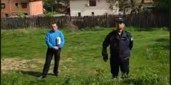 У току принудно исељење Јовановића: Укућанин прети да ће запалити себе и кућу (видео) 1