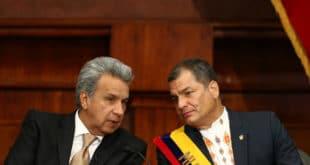 """""""Највећи издајник у историји Еквадора"""": Бивши председник Кореа осудио Морена због хапшења Асанжа 9"""