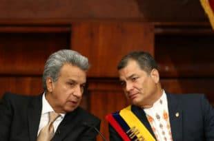"""""""Највећи издајник у историји Еквадора"""": Бивши председник Кореа осудио Морена због хапшења Асанжа"""