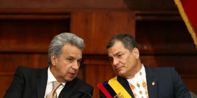"""""""Највећи издајник у историји Еквадора"""": Бивши председник Кореа осудио Морена због хапшења Асанжа 1"""