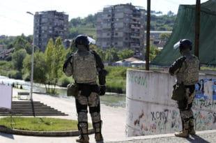 ШОК АЉЕК, не коментаришеш присуство албанске војске на северу Косова?