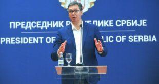 НАСТАВАК ВЕЛЕИЗДАЈНИЧКОГ ПРОЈЕКТА! Вучићеви Срби дају легитимитет шиптарској Франкештајн територији 12