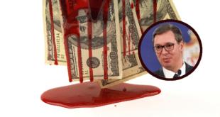Прање крваво стеченог новца: Вучић је предводник изношења ''прљавог новца'' из земље 10