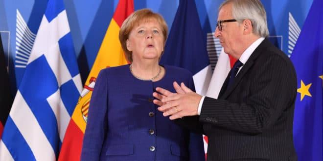 Јункер наговестио да би га најесен на челу Европске комисија могла наследити Меркелова 1