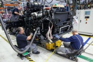 Колапс немачке индустрије, страх од рецесије