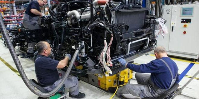 Мотор немачке економије капут 1