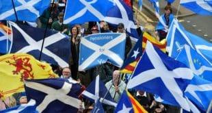 """""""Тајмс"""": Подршка независности Шкотске порасла на 49 одсто 5"""