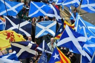 """""""Тајмс"""": Подршка независности Шкотске порасла на 49 одсто"""