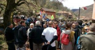 Протест народа против МХЕ: Заклели се да реке неће дати ником 8