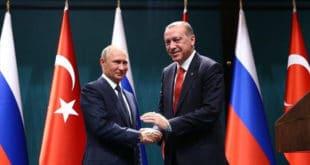 Москва: Почео састанак Путина и Ердогана, разговарају о економији и Сирији 2