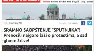 Вучић лансирао БРУТАЛАН НАПАД на руске медије у Србији! 10