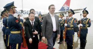 Напрасно оздравио а у посету НР Кини дошао као да је кренуо у кафану!