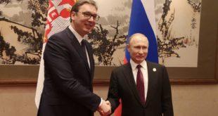 Путин одбио да изда Србију и Србе, Вучић одустаје од поделе Космета 15